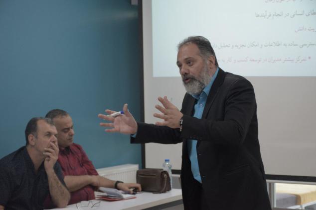 کارگاه تفکر سیستمی خرداد 98- گرگان