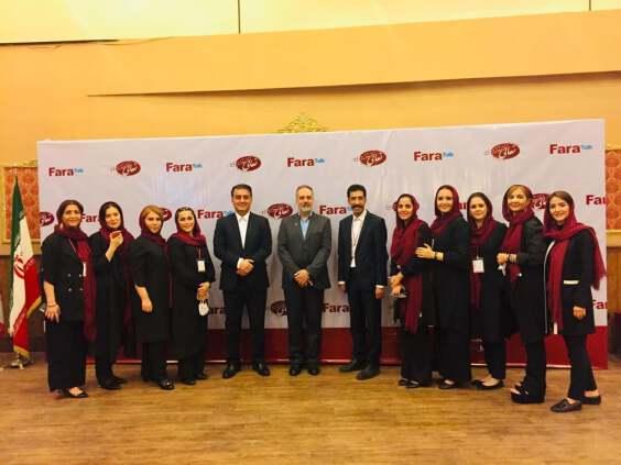 همایش موسسه مردم نهاد تعالی - تهران شهریور99